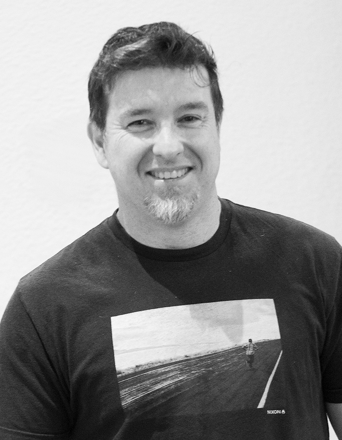 Alberto Barranco Fernández, 3D Department Head