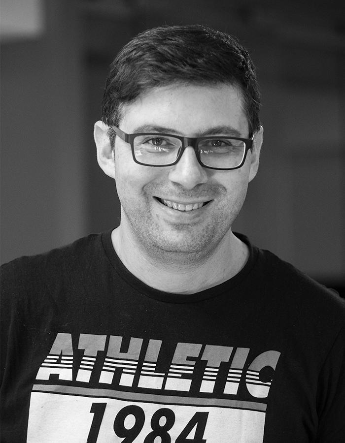 Alex Aranda, Software Developer Team Lead