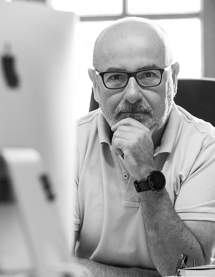 Santiago Márquez Suárez, Chief Design Officer